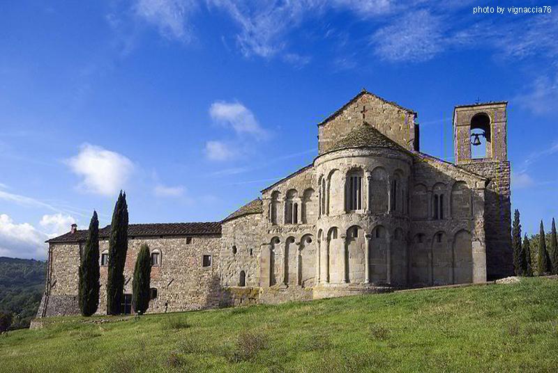 Pieve di Romena - Casentino - Toscana